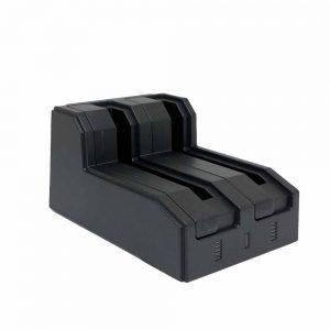 Chargeur pour 2 batteries standard ou 1 standard et 1 étendue