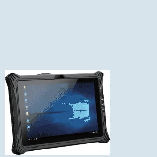 Tablette durcie RT120 de face 3