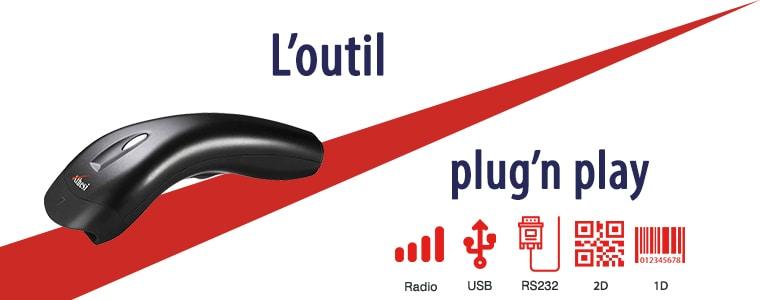 L'outil plug'n play