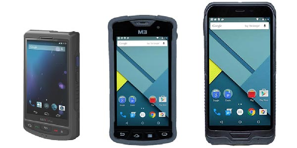Smartphones durcis