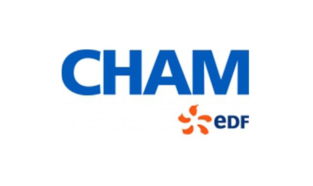 Logo CHAM